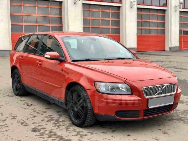 Volvo V50, 2007 год, 360 000 руб.