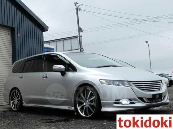 Honda Odyssey, 2013 год, 370 000 руб.