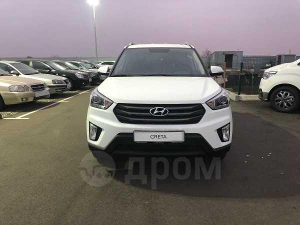 Hyundai Creta, 2019 год, 1 198 000 руб.