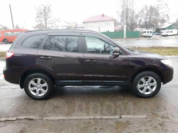 Hyundai Santa Fe, 2008 год, 618 000 руб.