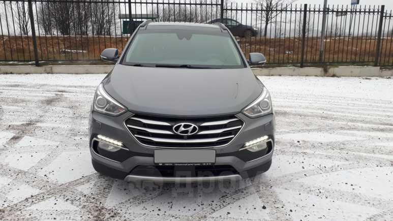 Hyundai Santa Fe, 2015 год, 1 600 000 руб.
