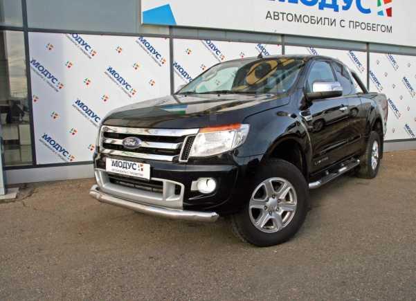 Ford Ranger, 2013 год, 1 329 000 руб.