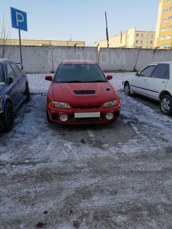 Mitsubishi Lancer Evolution, 1996 год, 370 000 руб.