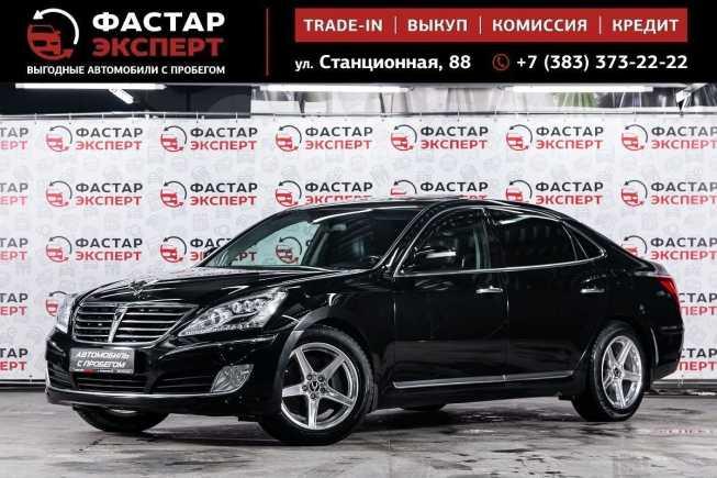 Hyundai Equus, 2012 год, 989 000 руб.