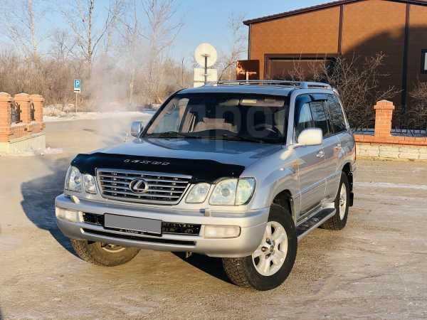 Lexus LX470, 2005 год, 1 535 000 руб.