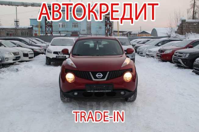 Nissan Juke, 2012 год, 600 000 руб.