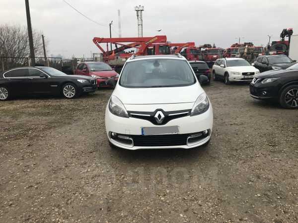 Renault Grand Scenic, 2015 год, 880 000 руб.