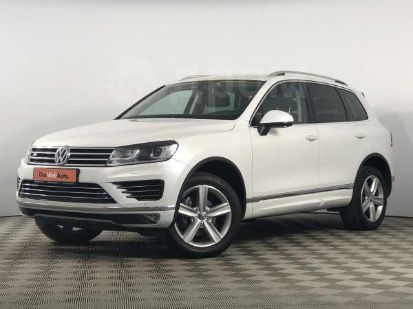 Volkswagen Touareg, 2015 год, 1 895 000 руб.