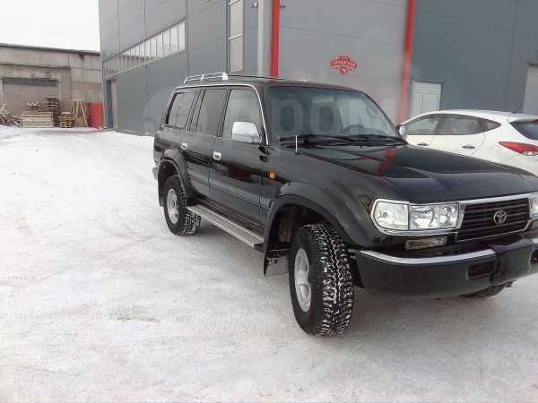 Toyota Land Cruiser, 1997 год, 645 000 руб.