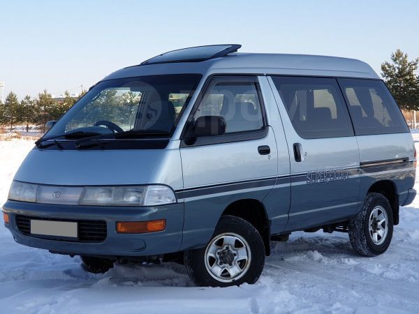 Toyota Town Ace, 1995 год, 235 000 руб.