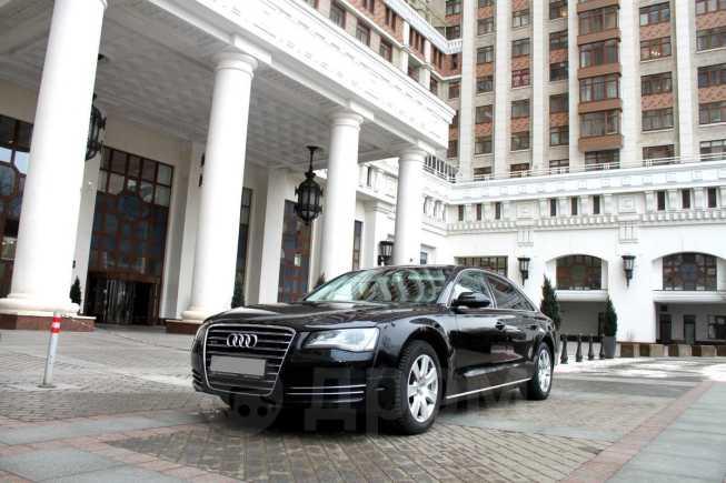 Audi A8, 2011 год, 990 000 руб.