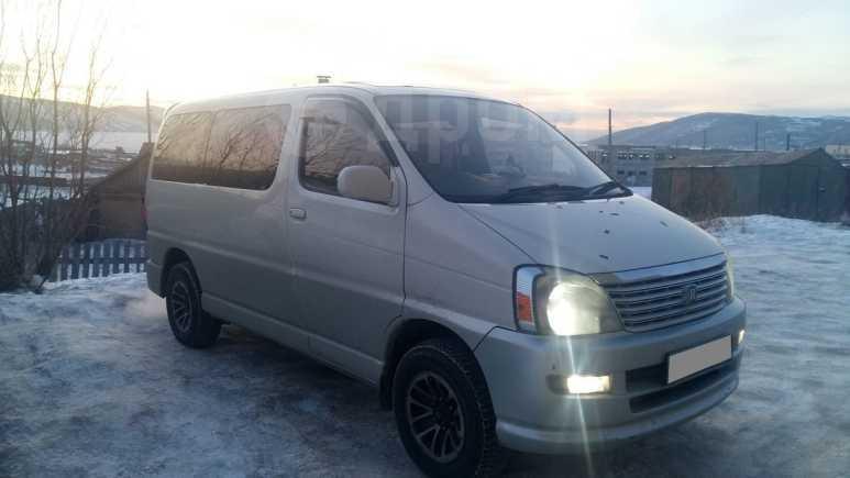 Toyota Regius, 2001 год, 520 000 руб.