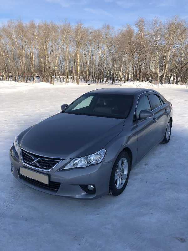 Toyota Mark X, 2010 год, 920 000 руб.