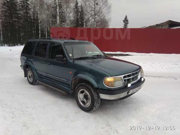 Ford Explorer, 1997 год, 272 000 руб.
