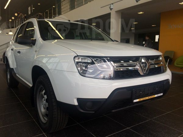 Renault Duster, 2019 год, 909 980 руб.
