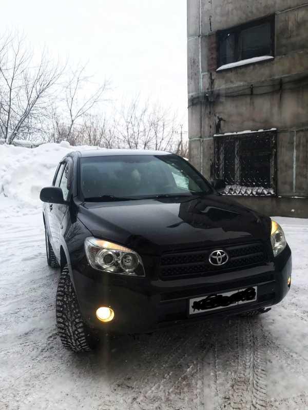 Toyota RAV4, 2007 год, 740 000 руб.