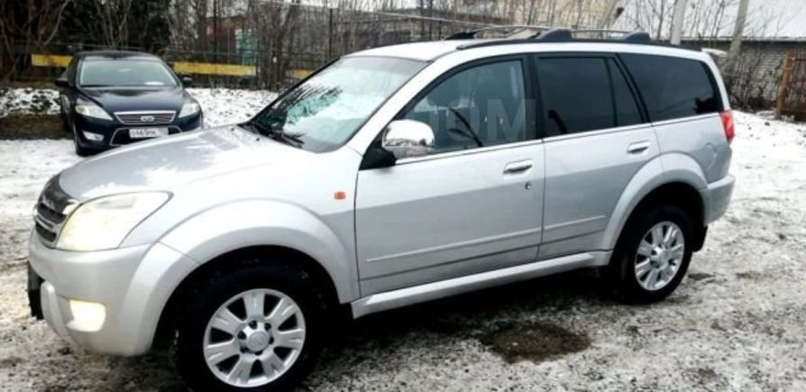 Great Wall Hover, 2007 год, 376 000 руб.