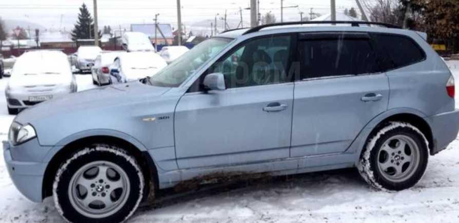 BMW X3, 2004 год, 599 000 руб.