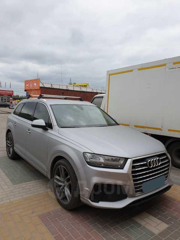 Audi Q7, 2016 год, 3 175 000 руб.