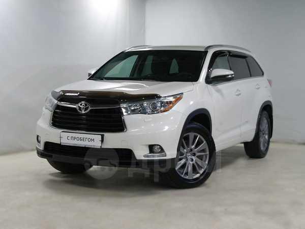 Toyota Highlander, 2014 год, 1 775 000 руб.