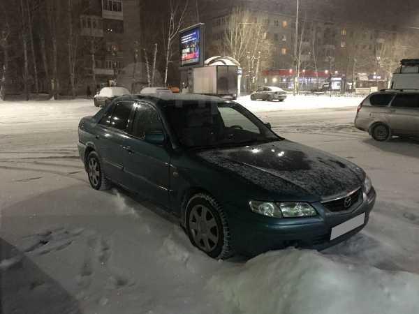 Mazda 626, 2002 год, 215 000 руб.