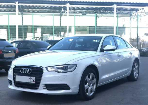 Audi A6, 2013 год, 999 000 руб.