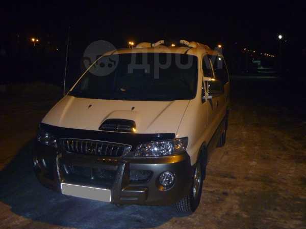 Hyundai Starex, 2000 год, 420 000 руб.