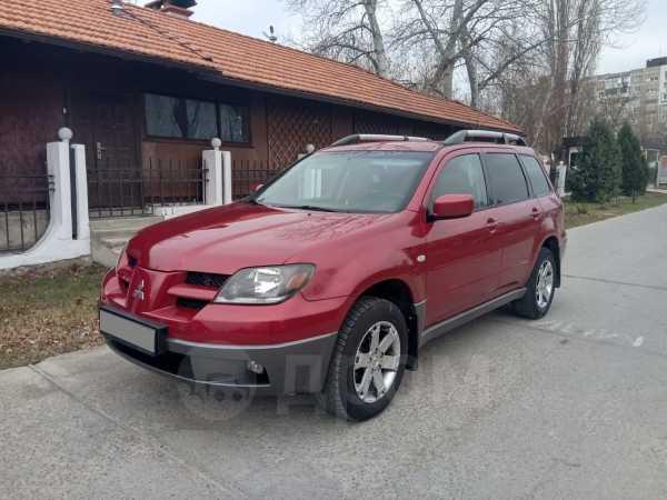 Mitsubishi Outlander, 2003 год, 400 000 руб.