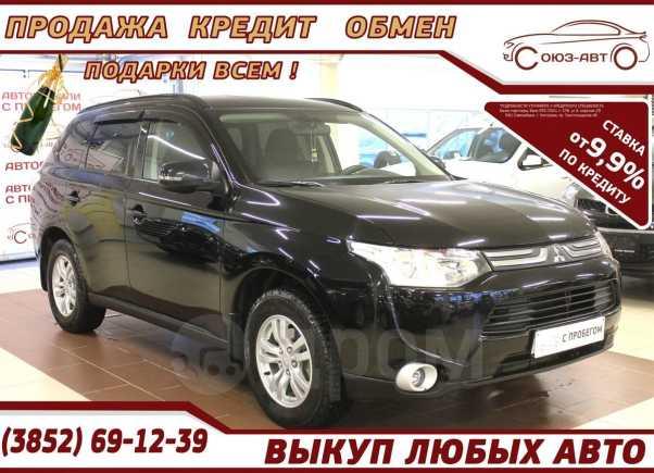 Mitsubishi Outlander, 2014 год, 898 000 руб.