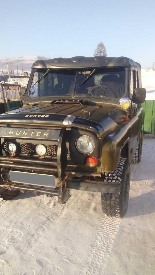 УАЗ 469, 1987 год, 190 000 руб.