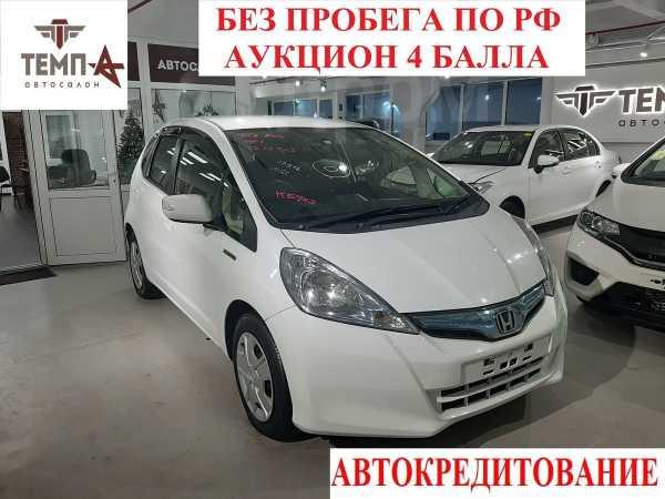 Honda Fit, 2013 год, 495 000 руб.
