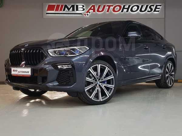 BMW X6, 2019 год, 7 480 000 руб.