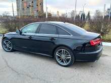 Владимир Audi A6 2015