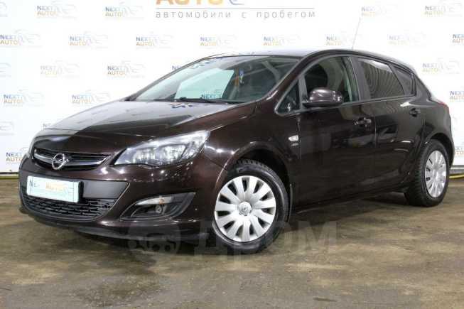 Opel Astra, 2014 год, 487 000 руб.