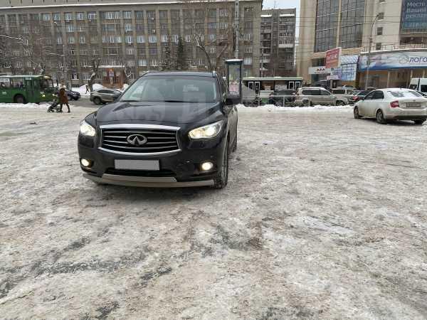 Infiniti QX60, 2014 год, 1 850 000 руб.