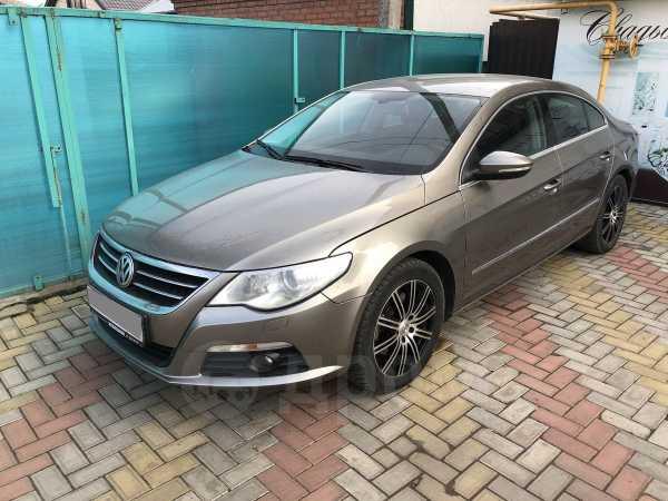 Volkswagen Passat CC, 2011 год, 539 000 руб.