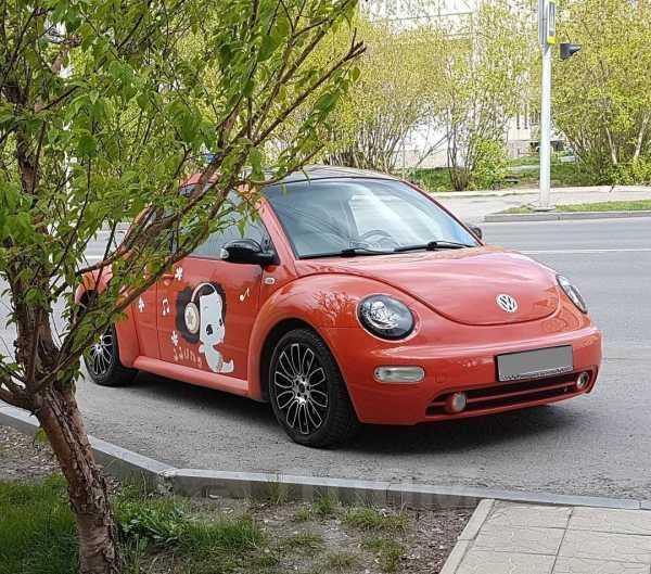 Volkswagen Beetle, 2003 год, 495 000 руб.