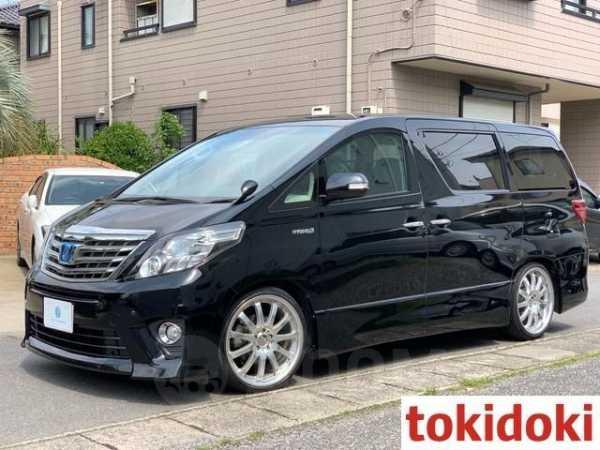Toyota Alphard, 2013 год, 710 000 руб.
