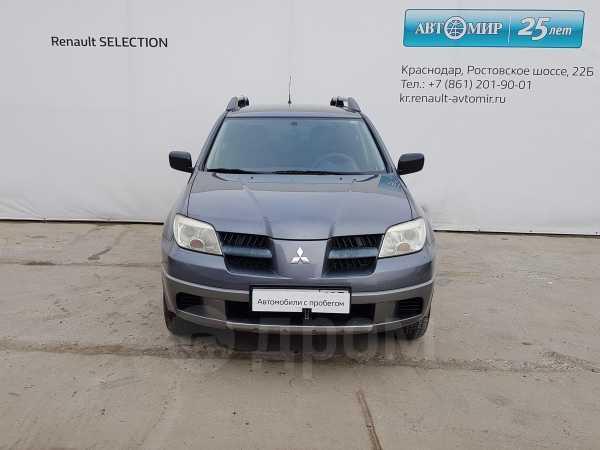Mitsubishi Outlander, 2006 год, 398 000 руб.