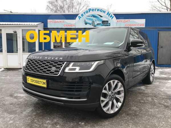 Land Rover Range Rover, 2018 год, 7 350 000 руб.