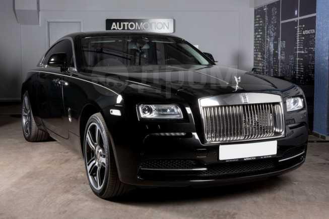 Rolls-Royce Wraith, 2015 год, 10 088 000 руб.