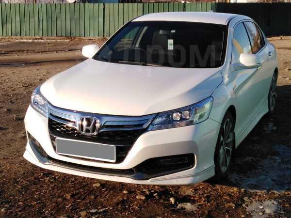 Honda Accord, 2013 год, 1 300 000 руб.
