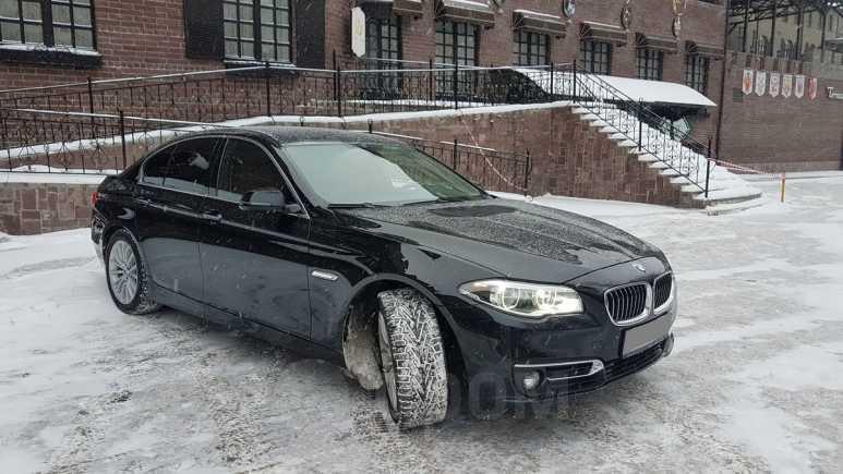 BMW 5-Series, 2016 год, 2 049 000 руб.