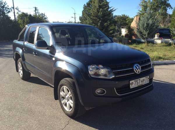 Volkswagen Amarok, 2012 год, 1 020 000 руб.