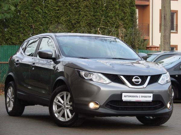 Nissan Qashqai, 2017 год, 1 080 000 руб.