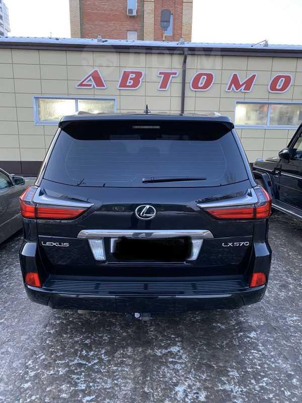 Lexus LX570, 2016 год, 5 100 000 руб.