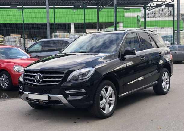 Mercedes-Benz M-Class, 2013 год, 1 700 000 руб.