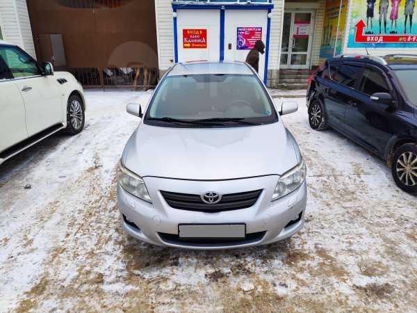 Toyota Corolla, 2007 год, 429 000 руб.