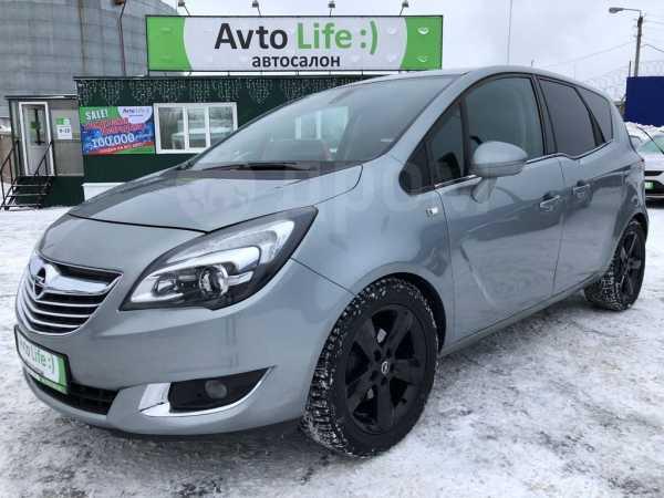 Opel Meriva, 2014 год, 559 000 руб.