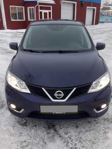 Новокузнецк Nissan Tiida 2015